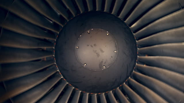 turbine - air vehicle stock-videos und b-roll-filmmaterial