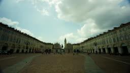 Turin Piazza San Carlo