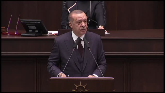 Turkey has made historic success against terror groups under our rule the Turkish president said on November 06 2018Turkey has gained historic...