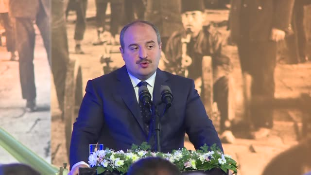 vídeos de stock, filmes e b-roll de turkey is looking to significantly boost manufacturing's share of the nation's gdp by 2023 the country's industry and technology minister said on... - produto interno bruto