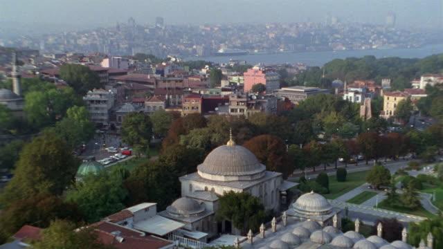 ha, ws, turkey, istanbul, cityscape - 1999 stock videos & royalty-free footage
