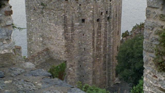 HA, TU, Turkey, Istanbul, Walls of Constantinople, Yedikule Fortress tower