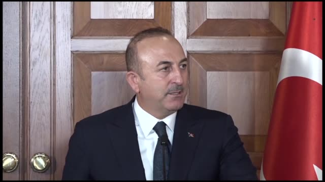 turkey may interrogate officials at the saudi consulate in istanbul if the need arises, the foreign minister said on tuesday.mevlut cavusoglu was... - columnist stock videos & royalty-free footage