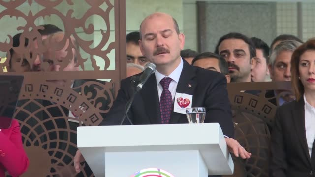 Turkey on January 05 2018 commemorated the first anniversary of martyred police officer Fethi Sekin who intercepted a vehicle carrying explosives and...
