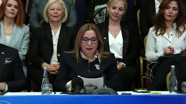 turkey recorded its highest february exports figure, trade minister ruhsar pekcan said on monday. turkish exports based on the special trade system... - 18 23 months stock videos & royalty-free footage