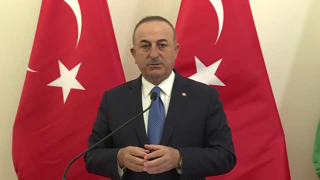 turkey strongly condemns military coup attempt in armenia, foreign minister mevlut cavusoglu said ahead of ambassadors' conference in hungarian... - traditionally hungarian stock videos & royalty-free footage