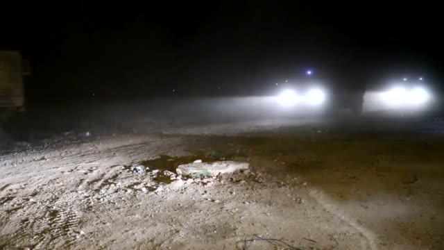 stockvideo's en b-roll-footage met turkey wednesday started a ground offensive as part of operation peace spring in northern syria said the nation's defense ministry operation peace... - ministerie van defensie