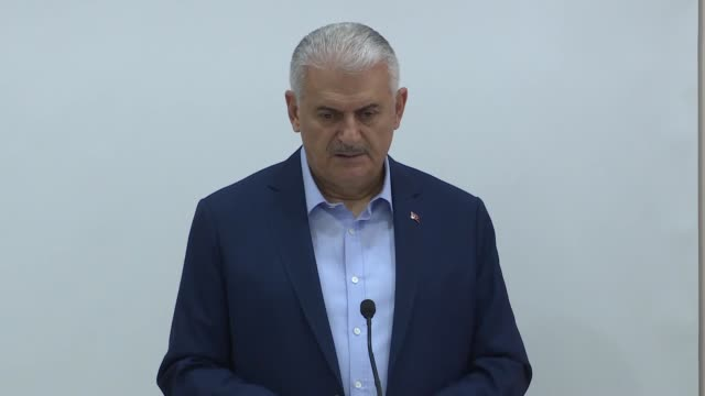 Turkey will clear terrorists from east of Euphrates east just like Turkish army has done it in this river's west Prime Minister Binali Yildirim said...