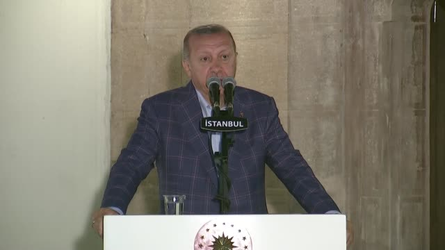 turkey will not be deterred by any cause to protect the rights of turkish cypriots in eastern mediterranean president recep tayyip erdogan said on... - democracy stock videos & royalty-free footage