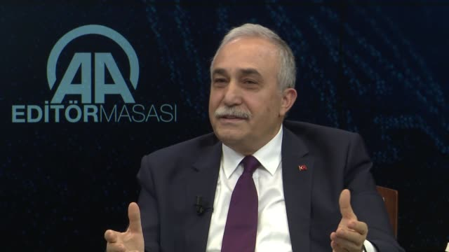 Turkey will not import meat in future however the country will be among the countries exporting it Minister of Food Agriculture and Livestock...