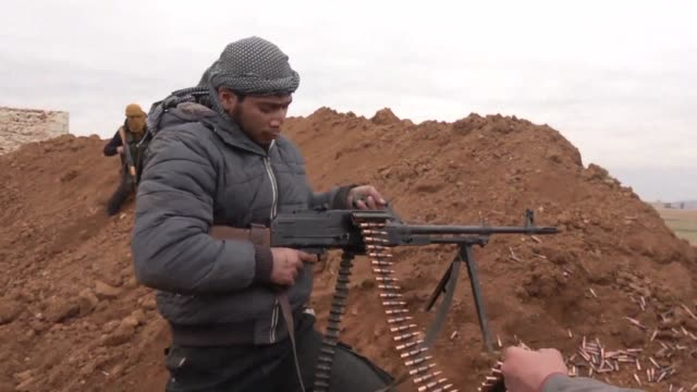 Turkeybacked Syrian rebels known as the Euphrates Shield alliance continued Thursday to approach the western side of alBab city one the last Islamic...