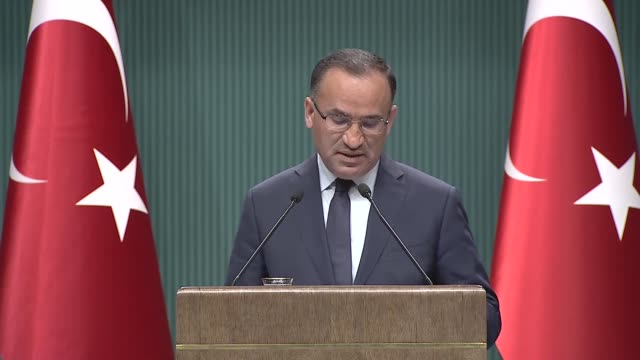 Turkey's Cabinet on Tuesday sent parliament a motion to extend the country's state of emergency for three more months said Deputy Prime Minister and...