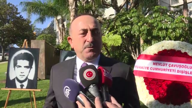 "Turkey's foreign minister on January 12 2018 criticized a new US travel warning on Turkey as ""unnecessary"" Speaking in Los Angeles during his visit..."