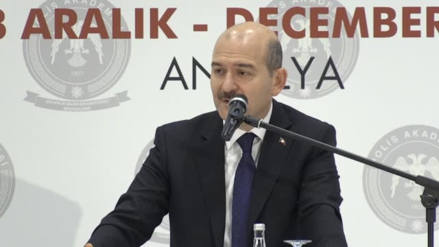 turkey's interior minister said on thursday that wednesday's heroin bust of over 1 ton was the largest in turkish history speaking at an... - trafficking stock videos and b-roll footage