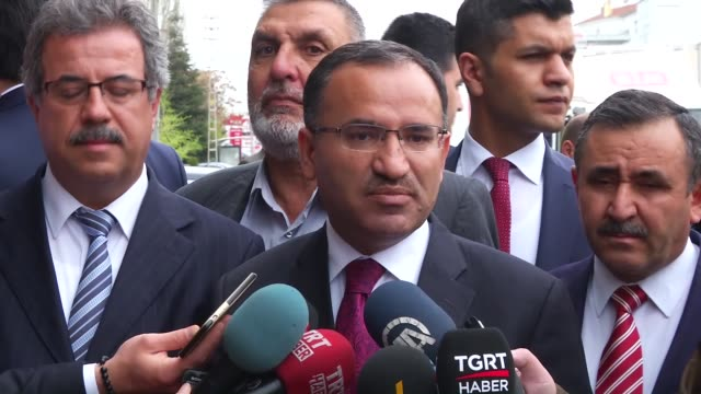 "turkey's justice minister thursday criticized british newsweekly the economist for claiming on its cover that turkey is ""sliding into dictatorship""... - dictator stock videos & royalty-free footage"