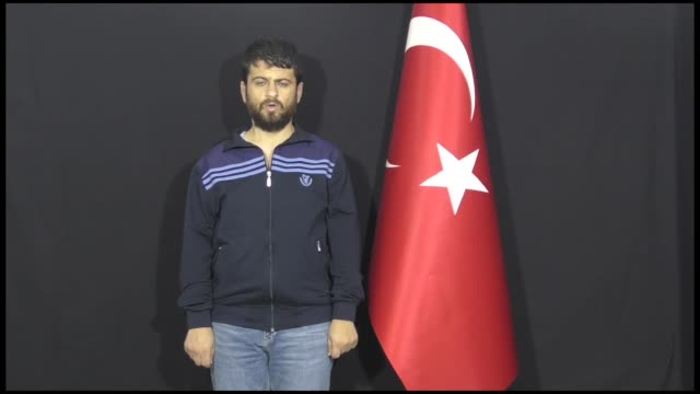 turkey's national intelligence organization has captured a key plotter of the 2013 reyhanli attack from the syrian port city of latakia. according to... - escape key stock videos & royalty-free footage