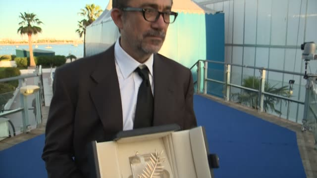turkeys nuri bilge ceylan won the palme dor top prize at the cannes film festival on saturday for winter sleep a slow burn domestic drama that... - epic film stock videos & royalty-free footage