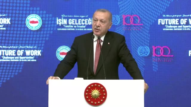 turkey's president said on thursday that his ruling party would continue to contest irregularities in last month's local elections to the last adding... - asking stock videos & royalty-free footage