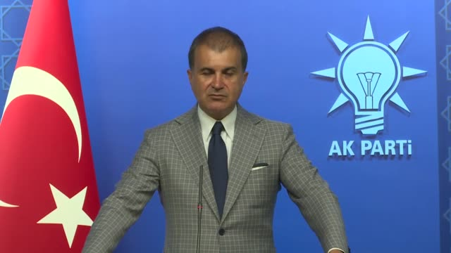 stockvideo's en b-roll-footage met turkey's ruling party said on friday that the country's drilling activities in the eastern mediterranean basin were completely legal turkey's... - overheersing