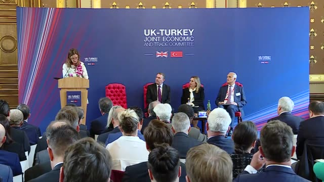 Turkish and British trade ministers signed MoU for the 6th TurkeyUK Joint Economic and Trade Commission in London on Wednesday The MoU aimed to...