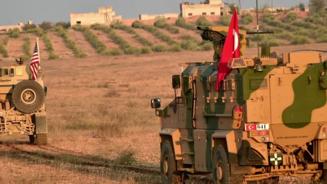 Turkish and US troops on Thursday conducted their second round of joint patrols in the northern Syrian city of Manbij as part of a deal to rid the...