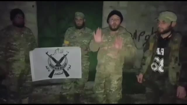 turkish army forces and free syrian army have uncovered a terrorist pyd/pkk depot full of black market sugar sacks in dunbanli village of afrin on... - black olive stock videos & royalty-free footage