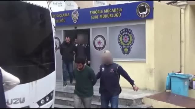 "Turkish authorities remanded 13 suspected members of Daesh including the terror group's socalled ""Emir of Health"" in Turkey's southeastern province..."