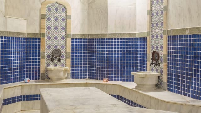 turkish bath hamam - bath stock videos & royalty-free footage
