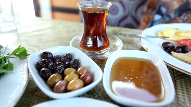 Turkisk frukost