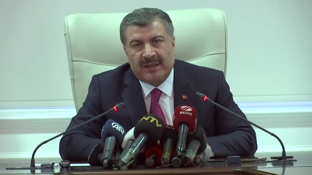 turkish citizens returning from iran amid coronavirus fears tested negative for the disease said the health minister on tuesday earlier in the day a... - south east asia stock videos & royalty-free footage