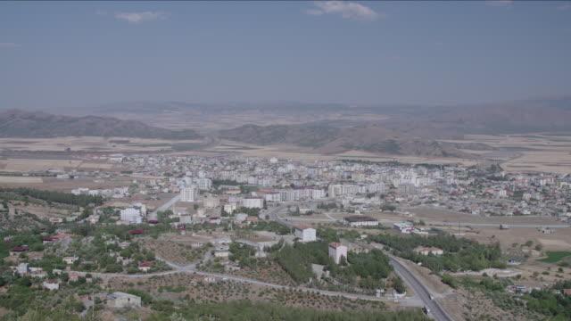 WS of Turkish city of Gaziantep
