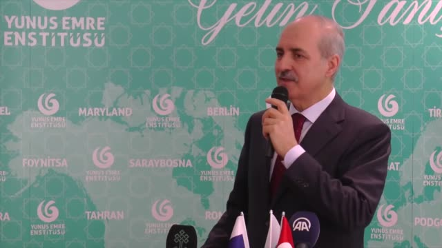 Turkish culture and tourism minister on Wednesday inaugurated a new branch of a Turkeybased cultural institute in the Russian capital Moscow Speaking...