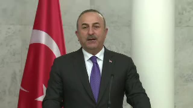 Turkish Foreign Minister Mevlut Cavusoglu has said one country's statement cannot make Jerusalem into Israel's capital Cavusoglu's remarks came...
