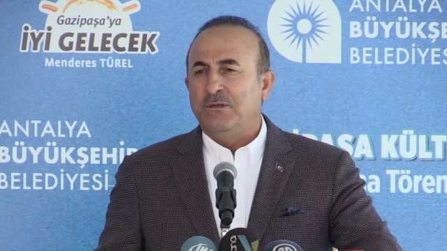 "Turkish Foreign Minister Mevlut Cavusoglu on Saturday said the Fetullah Terrorist Organization had ""infiltrated American missions in Turkey' 'FETO..."
