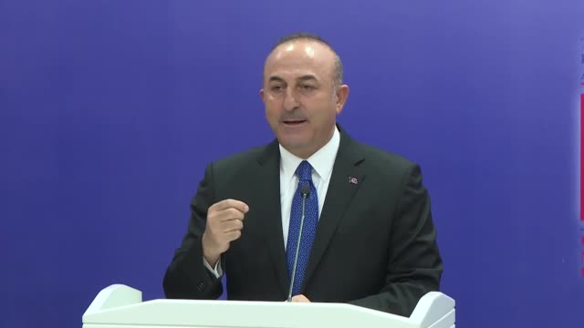 Turkish foreign minister on Tuesday said Turkish citizens deserve visafree travel to the EU and that the government continues to work on that 'Our...