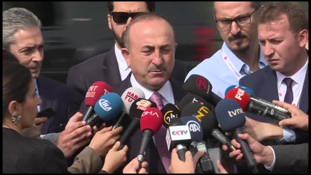 Turkish foreign minister on Wednesday reiterated the need for cooperation from Saudi officials regarding the missing Saudi journalist Jamal Khashoggi...