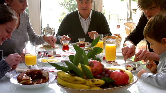 Turkish Generation Breakfast Family
