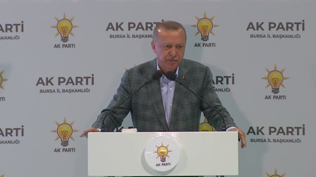 turkish president recep tayyip erdogan said ruling justice and development party and nationalist movement party would continue to collaborate in the... - democracy stock videos & royalty-free footage