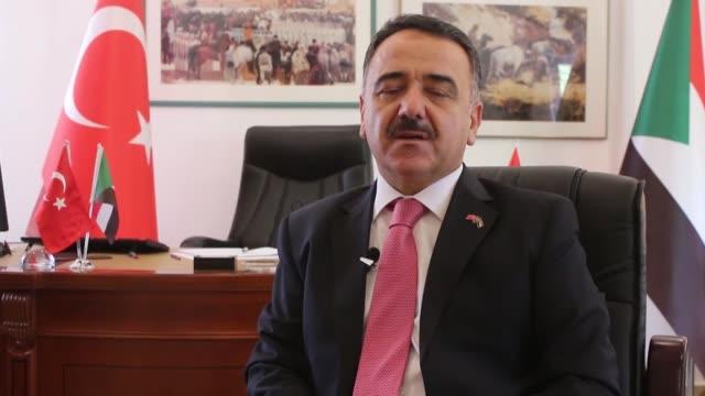 "Turkish President Recep Tayyip Erdogan's upcoming visit to Sudan on Sunday will be ""historic"" the Turkish ambassador to Khartoum said In an interview..."