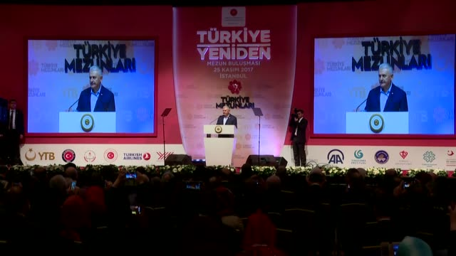 Turkish Prime Minister Binali Yildirim on Saturday condemned a mosque bombing in Egypt's Sinai Peninsula that left over 230 people dead Speaking at...