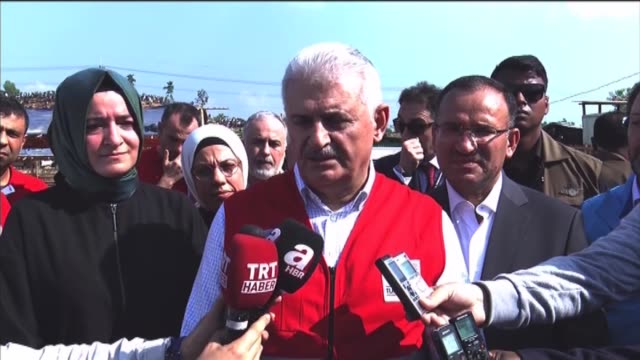 Turkish Prime Minister Binali Yildirim on Wednesday called on the Muslim world to launch a global campaign for Rohingya refugeesYildirim was speaking...