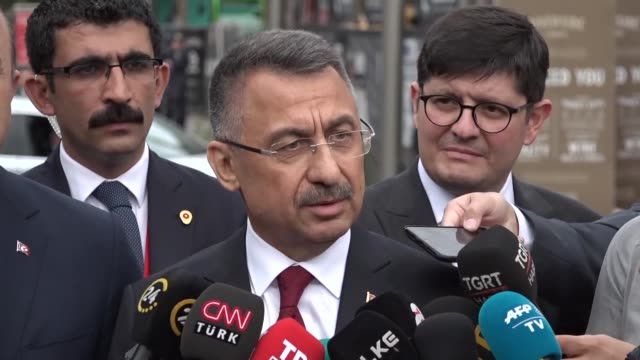 Turkish Vice President Fuat Oktay on Monday has called on the world to stop promoting provocative language after Friday's terrorist attacks at two...