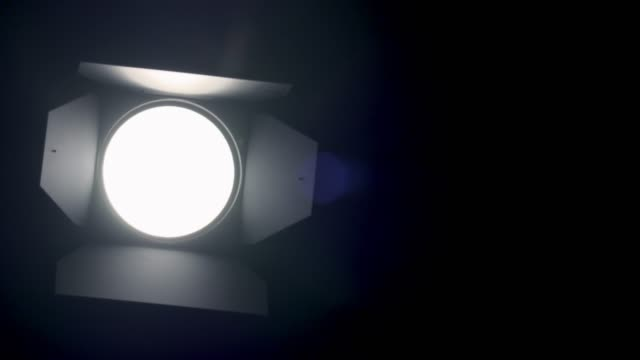 turn on light bulb - slow motion - stage performance space stock videos & royalty-free footage