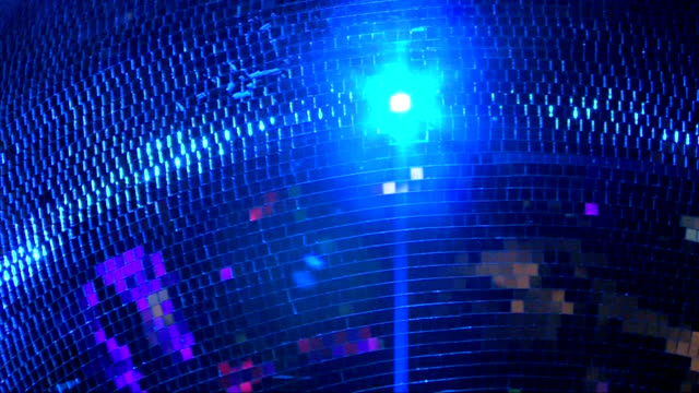 turning disco ball, hd - slow dancing stock videos and b-roll footage