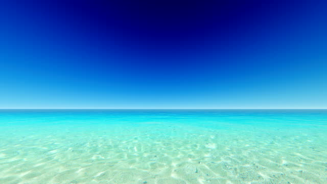 turquoise blue ocean - turquoise colored stock videos & royalty-free footage