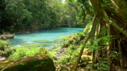 DS Turquoise colored Rio Celeste