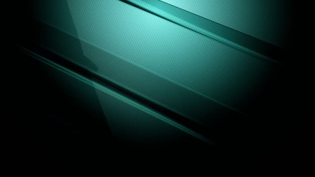 turquoise diagonal 3d rectangular sharp prisms and cuboids slowly turning and spinning around on a colored gradient background 4k loopable motion video for technology,communication,transitions,party-social events,celebration events,finance,data concepts - tilt stock videos & royalty-free footage