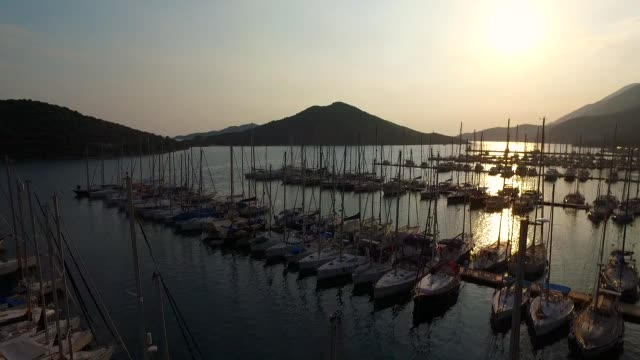 turquoise sea - vista marina stock videos & royalty-free footage