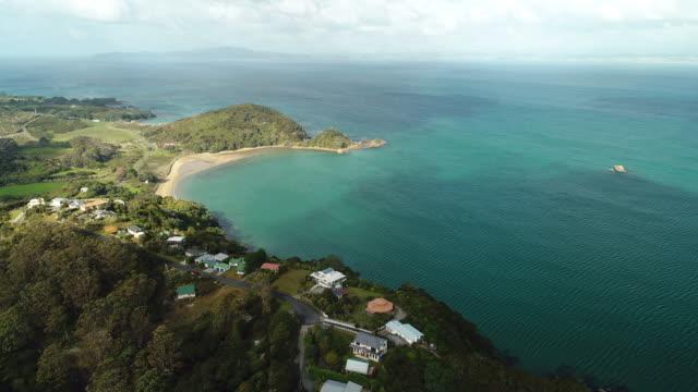 vidéos et rushes de la côte de tutukaka. - région du northland