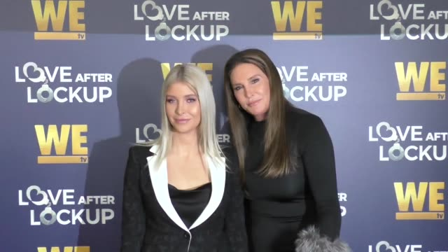 tv celebrates the return of 'love after lockup' with panel 'real love: relationship reality tv's past, present & future' on december 11, 2018 in... - tori spelling stock videos & royalty-free footage